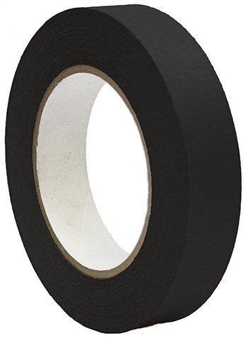 Premium Masking Tape Black 1X55 Yards