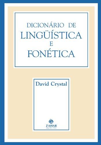 Dicionário De Linguística E Fonética