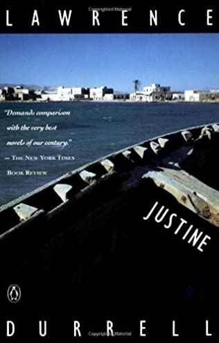 book cover of Justine