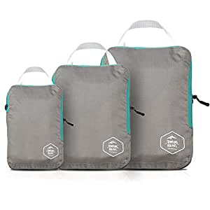 Traveling Holmes Compression Packing Cubes - Organizing