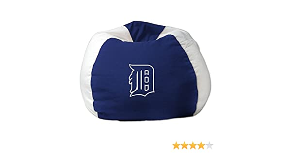 Fabulous Northwest Enterprises Mlb Bean Bag Chair Mlb Team Detroit Tigers Pabps2019 Chair Design Images Pabps2019Com