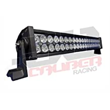 "50 Caliber Racing 40"" Side Mount LED Light Bar for Offroad Use Dune Buggy, Rzr, Rhino"