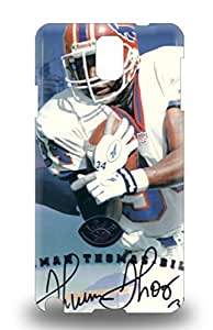 Premium Durable NFL Buffalo Bills Thurman Thomas #34 Fashion Tpu Galaxy Note 3 Protective 3D PC Case Cover ( Custom Picture iPhone 6, iPhone 6 PLUS, iPhone 5, iPhone 5S, iPhone 5C, iPhone 4, iPhone 4S,Galaxy S6,Galaxy S5,Galaxy S4,Galaxy S3,Note 3,iPad Mini-Mini 2,iPad Air )