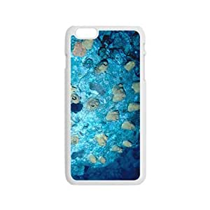 linJUN FENGFancy Coral Hight Quality Plastic Case for Iphone 6