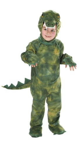 [Just Pretend Kids Alligator Animal Costume, Large] (Animals Dressed Up In Halloween Costumes)