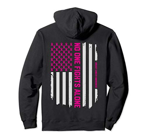 Breast Cancer Hoodie - Pink Breast Cancer Awareness ()