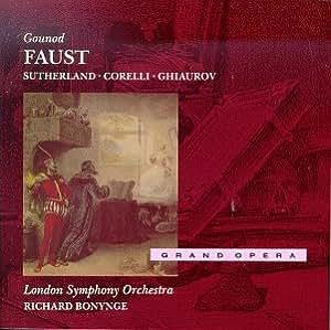 Faust / Sutherland, Corelli, Ghiaurov; Bonynge