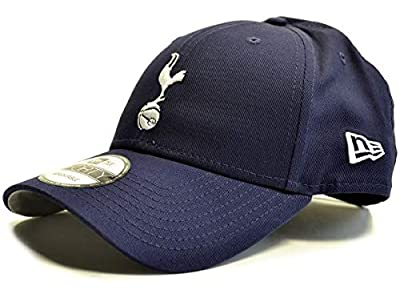 Tottenham Hotspur New Era 9Forty Team Cap - Authentic EPL Navy
