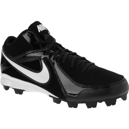 Nike Mens Mvp Keystone 3 4 Baseball Cleats Size 11 Wide