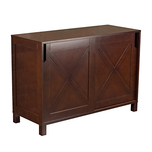 northbeam BCH0311720800 Windsor Shoe Dresser, Espresso by northbeam