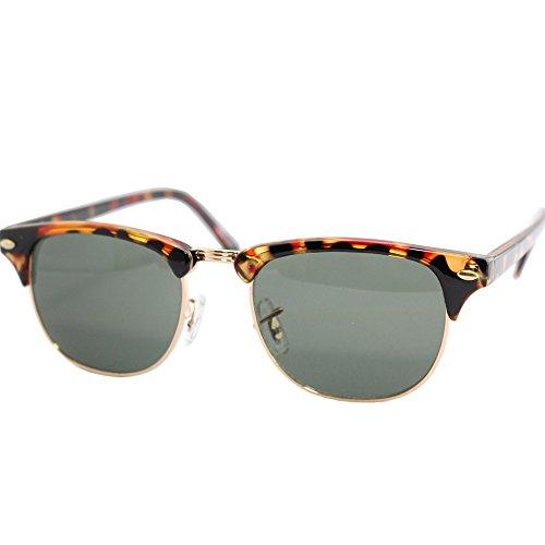 Eight Tokyo Japan Quality Clubmaster Sunglasses UV protection - Japan Sunglasses