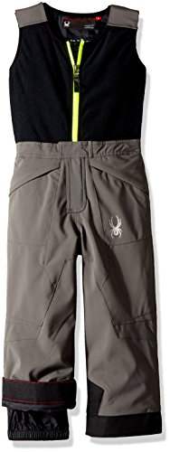 Spyder Mini Expedition Ski Pant, Polar/Black, Size 6 by Spyder