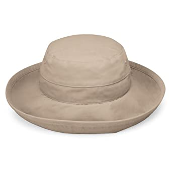 e506afd350b Wallaroo Hat Company Women s Casual Traveler Sun Hat - UPF 50+ ...