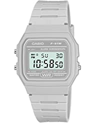 Casio F-91WC-8AEF Mens Digital Stone Watch