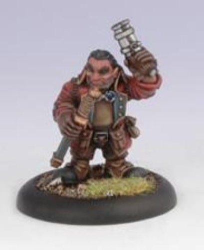 Iron Kingdoms Miniatures: Maulgrun Boldridge, Rhulic Pistoleer