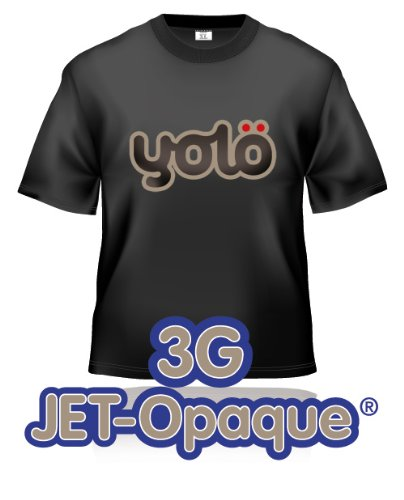25 x A4 Sheets of 3G Jet-Opaque® Inkjet Heat Transfer Paper / T-Shirt Transfers Neenah 3GJOA400 25