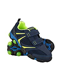 Mountain Warehouse Light Up Junior Shoes - Summer Walking Shoes