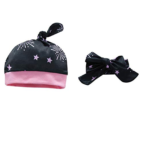 Chinatera Baby Boys Girls Clothes New Year 2019 Romper+Pants+Hat+Headband Outfit Set by Chinatera (Image #2)