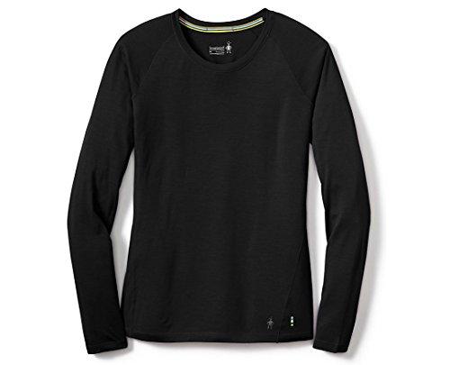 Smartwool Women's Merino 150 Baselayer Long Sleeve (Black) Medium by SmartWool (Image #1)