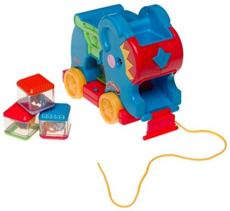 Fisher-Price Poppity Elephant