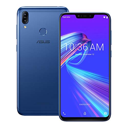 Asus ZenFone Max Space Blue