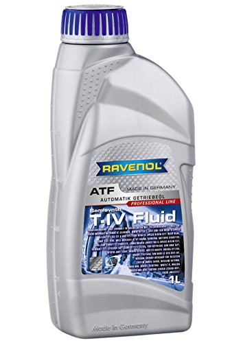 RAVENOL J1D2108 ATF (Automatic Transmission Fluid) - T-IV Fluid for Toyota and (A/t Transmission)