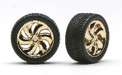 Cyclone Rims w//Tires,Gold PGH1220 Pegasus