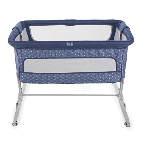 Amazon.com : Chicco 2019 Side Sleeping Crib Next2Me Dream