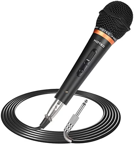 Hotec Handheld Microphone Detachable H W07