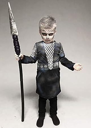Magic Box Disfraz de Rey de la Noche de Tamaño para Niños: Amazon ...