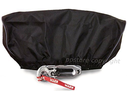 Waterproof Winch Dust Cover Driver Recovery 8500 - 17500 lbs capacity Grey