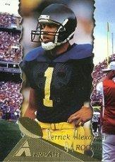 1994 Pinnacle Rookie Card 209 Derrick Alexander Near Mint or better (Pinnacle Card 1994 Rookie)