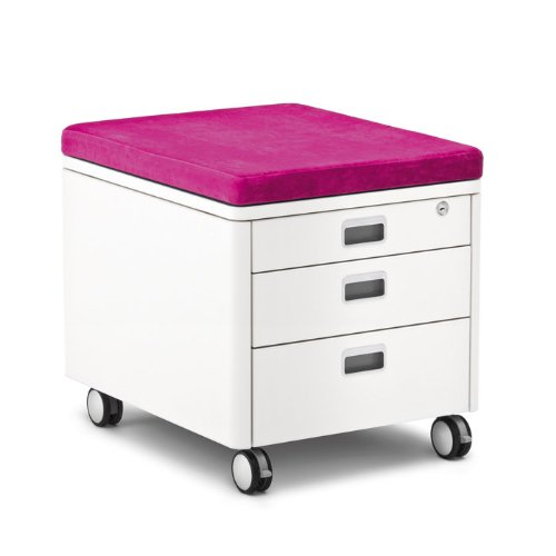 Champion Kids Pad for 3-Drawer Rolling Cube Container