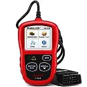 #LightningDeal Autel AutoLink AL319 OBD2 Scanner Automotive Engine Fault Code Reader CAN Scan Tool
