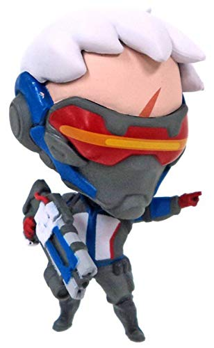 Overwatch Cute But Deadly Series 2 Soldier 76 PVC Figure