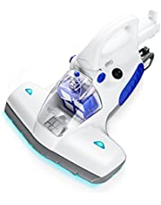 Housmile 12KPa Upgraded 836 UV Anti-dust Mites Vacuum Cleaner, Effectively Remove Mites Hidden in Mattresses, Pillows, Curtains, Sofas and Carpets