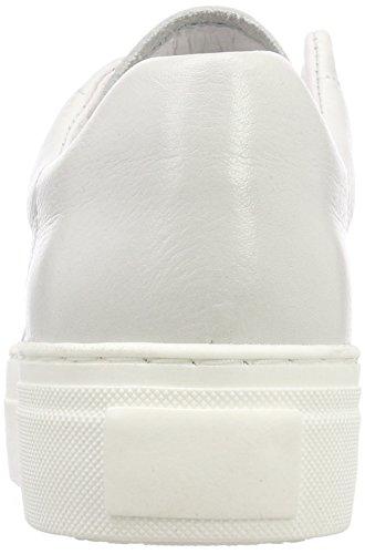 Zapatillas Stripe navy Biz Blanco Mujer Para White Shoe velvet Hanne 6aTqwqnE