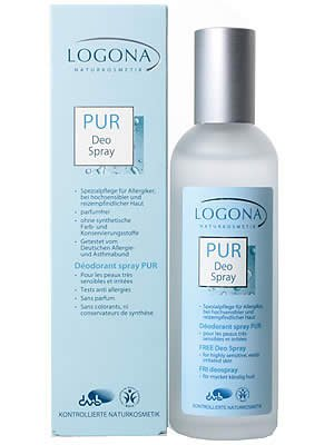 - Free Fragrance - Hypo Allergenic Products Deodorant Spray 3.4 oz