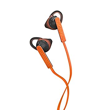 b734f8c5924 urbanista Rio In-Ear Water-Resistant Headphone - Orange: Amazon.co ...