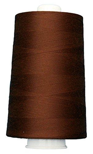 Mahogany Polyester Thread (Superior Threads 13402-3032QC Omni 40W Polyester Thread, 6000 yd, Mahogany)