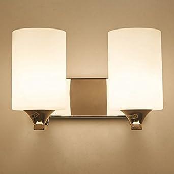 SISANLAI Lampe de Mur Haut Bas mur lampadaires Led moderne ...