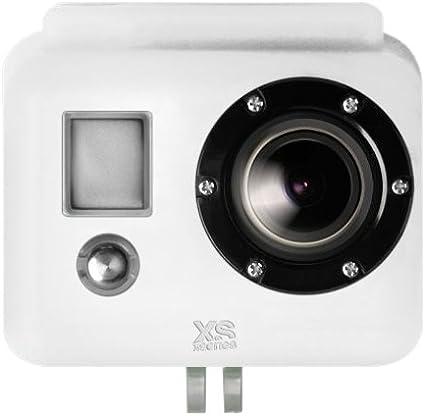 White XSories Silcione Cover for GoPro HD Hero
