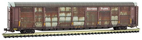 Micro-Trains 11144310-89' Tri-Level Autorack, Southern for sale  Delivered anywhere in USA