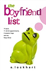 The Boyfriend List (Ruby Oliver Book 1)