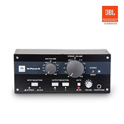 (JBL Professional Switch Box (MPATCH2))