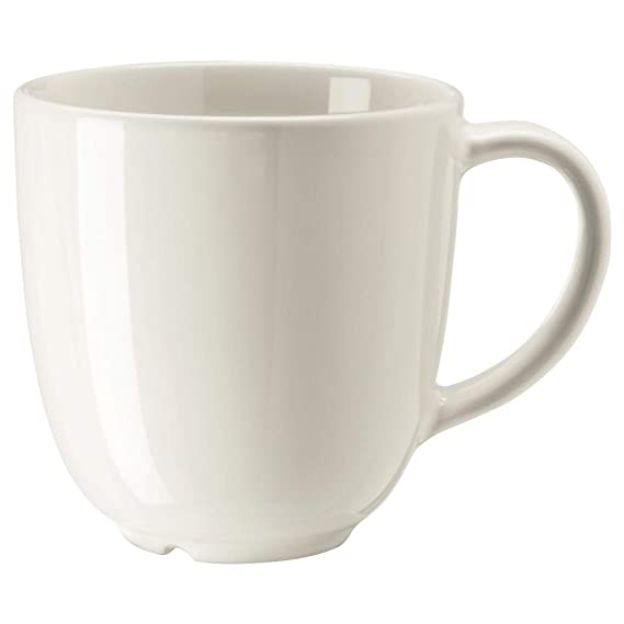 0f3eddf57924 Amazon.com  VARDAGEN Mug off-white  Kitchen   Dining