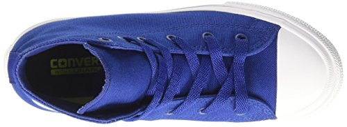 Converse Chuck Taylor All Star Glitter Sneakers Alte Blu