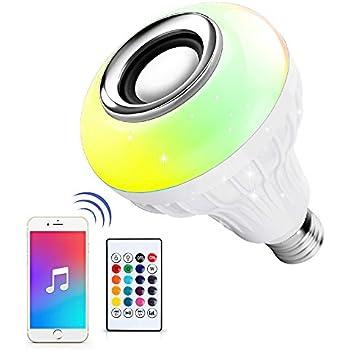 Amazon Com Texsens Led Light Bulb With Integrated