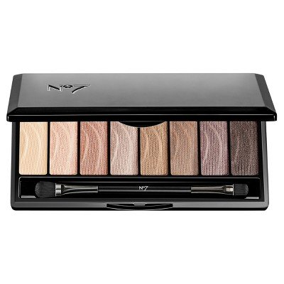 No7 Stay Perfect Eyeshadow Palette Nude - 8x.03oz Nude by No. 7