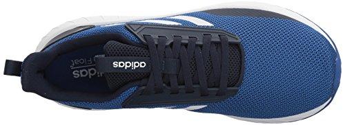 Adidas Mens Questar Drive Scarpa Da Running Collegiata Navy / Bianca / Collegiata Reale